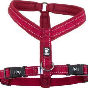 Hurtta Casual Y-sele Lingon (rød) 35 cm