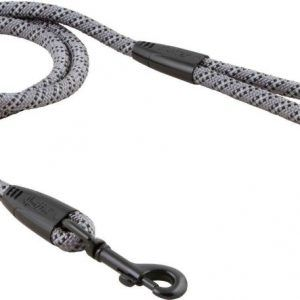 Hurtta Mountain rope 180x1,1cm Sort/Grå