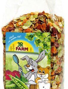JR Farm grøntsags flager 600g