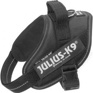 Julius K9 Hundesele IDC Sele - Sort - Flere Størrelser