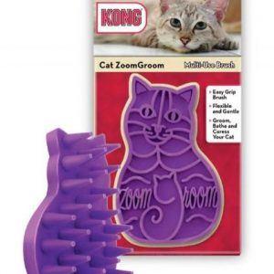 Kong Massage børste til katte