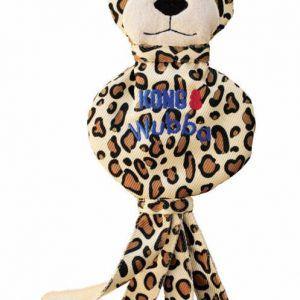 Kong Wubba No Stuff Cheetah