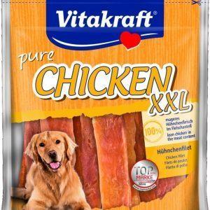 Kyllingebryst, lækker tørret kylling 250 g