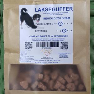 Lakseguffer 250 gram