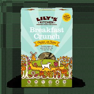 Lily´s kitchen - Breakfast Crunch til hunde 800g