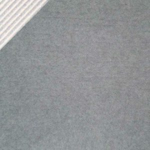 Luksus Vetbed hundetæppe, gråt 100 x 150 cm