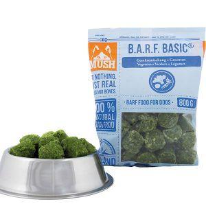 Mush Basic, Grøntsager 800g