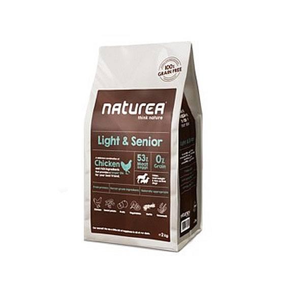 Naturea GF Light/senior-12kg