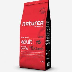Naturea Naturals Adult - Lam, 2 kg