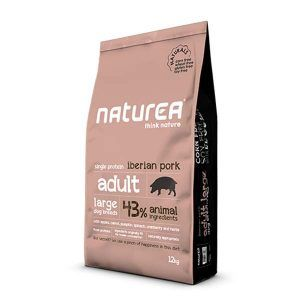 Naturea Naturals Iberian Pork, 12kg