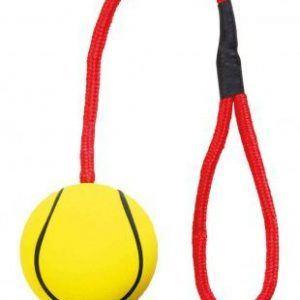 Neonbold på reb Ø 6cm