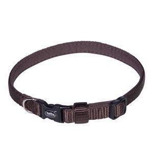 Nobby Classic Neopren Hundehalsbånd - Mini - Flere Størrelser - Brun