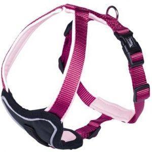 Nobby Komfort Hundesele Classic Neopren Pink - Flere Størrelser