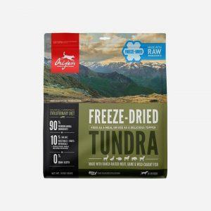 Orijen Frysetørret Hundemad - Tundra