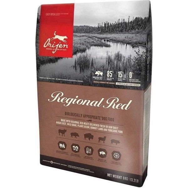 Orijen Regional Red hundefoder, 340 gr