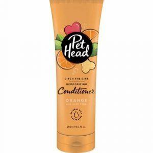Pet Head Ditch the Dirt Hundebalsam - Med Orange - 250ml
