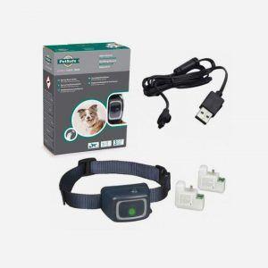 Petsafe PBC44-16393 - Ny generation spray anti-Gø halsbånd med usb oplader