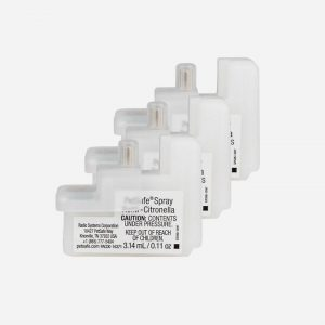 Petsafe spray refills, 3 stk. - kompatibel med nye Petsafe anti-gø halsbånd