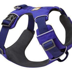 Ruffwear Front Range Hundesele - Blå - Flere Størrelser