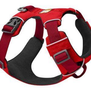 Ruffwear Front Range Hundesele - Rød - Flere Størrelser