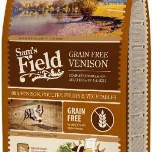 Sam´s Field GrainFree Vension 13kg