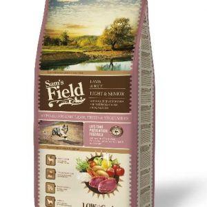 Sam´s Field Light & Senior 2,5 kg