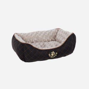 Scruffs Wilton box Bed hundeseng - 3 størrelser & 2 farver