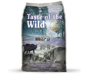 Sierra Mountain 12,2 kg - Taste of the Wild - M/GRATIS LEVERING OG GRATIS GODBIDDER
