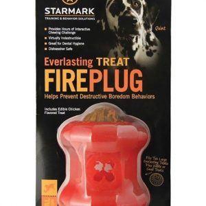 Starmark Hundelegetøj Slidstærkt, FirePlug