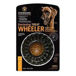Starmark Hundelegetøj Slidstærkt, Wheeler