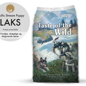 Taste Of The Wild Pacific Stream Hvalpefoder - Med Laks - 2kg - Kornfrit - Stregkode