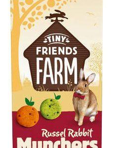 Tiny Friends Russel Rabbit Munchers