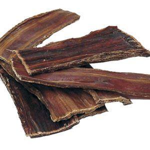 Tørrede struber fra bøffel - Treateaters Food Pipe, 250 g