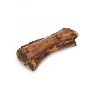 Tørret okse marvben, str. 18-20 cm
