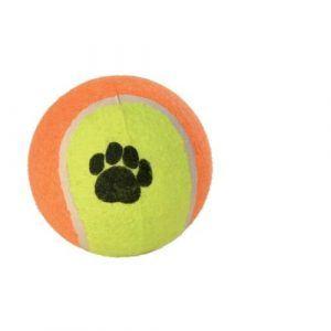 Trixie Hundelegetøjs Hård Tennisbold - Uden Glasfibre - Ø10cm - Ikke Med Gas - - - -