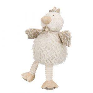 Trixie Hundelegetøjs Høne - 44cm - Med Øffelyd og Knitre