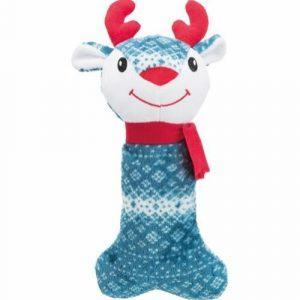 Trixie Hundelegetøjs Jule Bamse Ben i Plys - 31cm