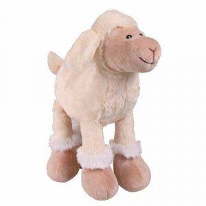 Trixie Hundelegetøjs Plys Får - 30cm - Med Lyd