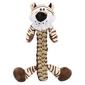 Trixie Hundelegetøjs Tiger i Polyester - 32cm