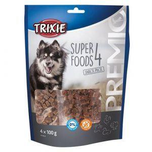 Trixie Premio Superfoods Hunde Snack Godbidder - 4x100g