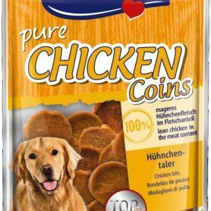 Vitakraft pure chicken Coins - Hundegodbidder, Kyllinge mønter