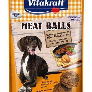 Vitakraft pure meatballs - Hundegodbidder, Kødboller/Meatballs