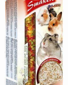 Vitapol Smackers til Gnaver Popcorn