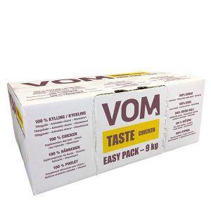 Vom Easy Pack Taste, Kylling, 9 Kg