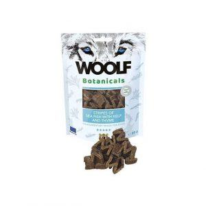 WOOLF Botanicals Seafish Stripes with Kelp and Thyme