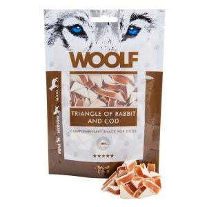 WOOLF Rabbit And Cod triangles