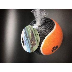 Whesco Hundelegetøjs Tennisbold - 2stk - Ø6,5cm - Med Piv - - - -
