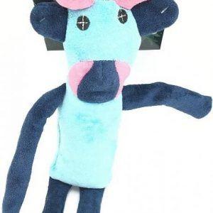 Whesco Tuff Hundelegetøjs Bamse Giraf - Med Mesh Forstærkning - 43cm - Miljøvenlig