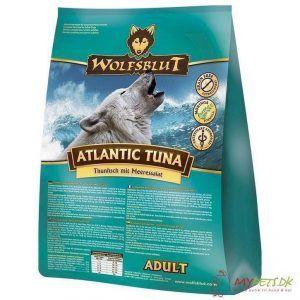 WolfsBlut Atlantic Tuna Adult med fisk, 2 kg