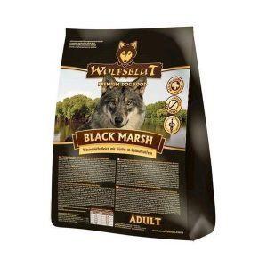WolfsBlut Black Marsh Adult hundefoder, 2 kg
